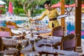 Rajas Balinese Restaurant Service
