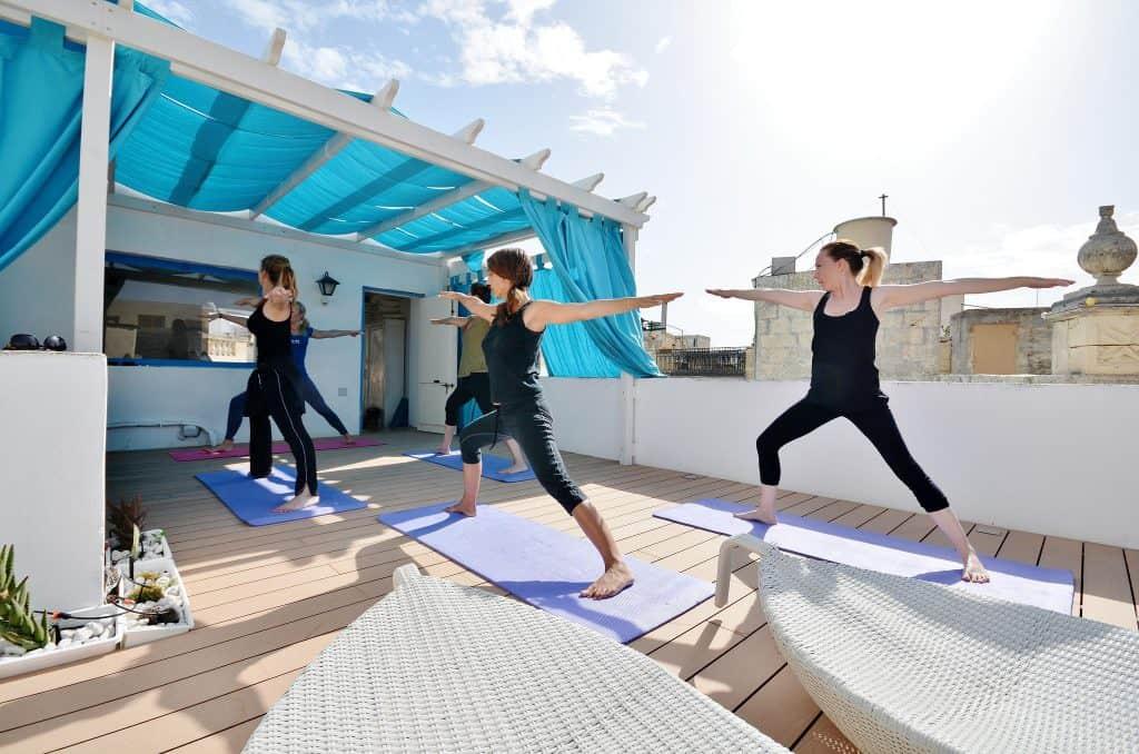 Йога в Малта